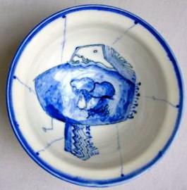 Lars Ly Andre porcelænsemner, vaser, kopper m.m. Under opbygning
