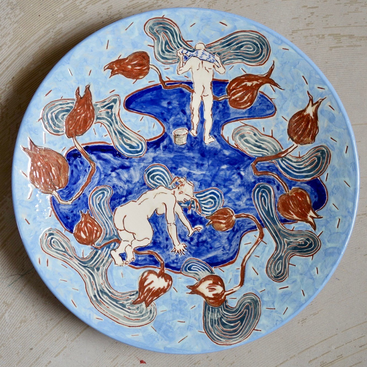 Lars Ly Keramik fade  54 cm. 2019